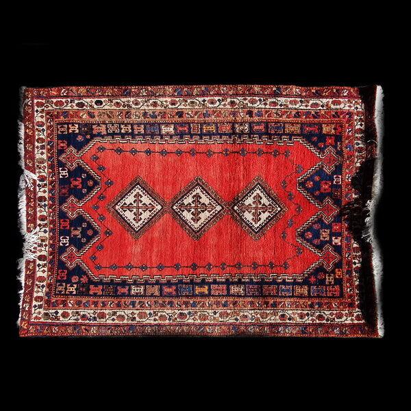 Afhsar-i perzsa szőnyeg