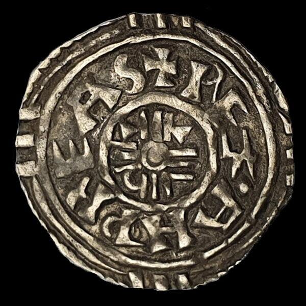 I. András magyar király (1047-1060) ezüst denár