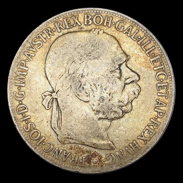 5 Corona 1900 Ausztria Ferenc József
