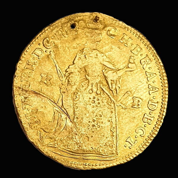 Mária Terézia 1 Dukát 1760 Körmöcbánya