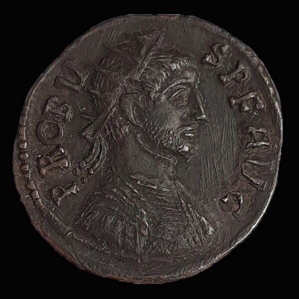Probus római császár antoninianus - VICTORIA GERM