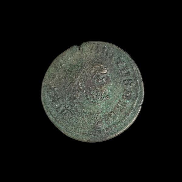 Tacitus római császár antoninianus - MARTI PACIF