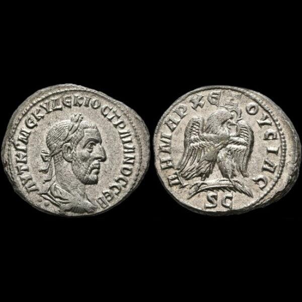 Traianus Decius tetradrachma